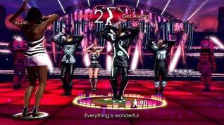 Everything Wonderful - The Black Eyed Peas Experience (Xbox 360)