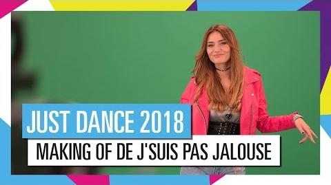 J'suis pas jalouse - Behind the Scenes (France)