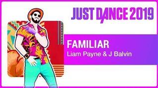 Just Dance 2019 Familiar