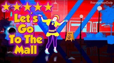 Just Dance 3 - Let's Go to the Mall - 5* Stars