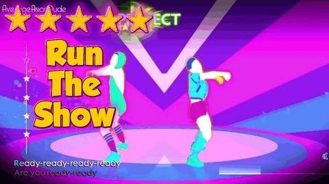 Just Dance 4 - Run The Show - 5* Stars