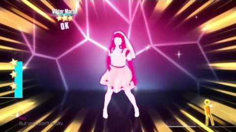 Just Dance Unlimited katy perry hot n cold
