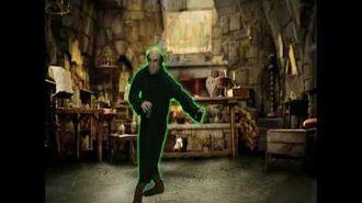 The Smurfs Dance Party Extraction - Gargamel (Beta)