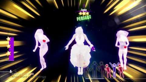 Bad Romance - Lady Gaga Just Dance Unlimited
