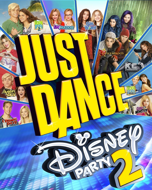 Just Dance: Disney Party 2 | Just Dance Wiki | FANDOM powered by Wikia