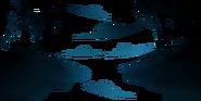 Halloweenquat background element 2