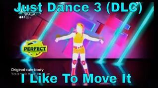 I Like To Move It - Just Dance 3