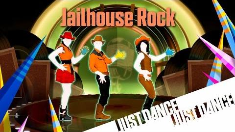 Jailhouse Rock (Line Dance) - Just Dance 2016
