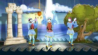 Just Dance 2015 NOGUI Epic Sirtaki