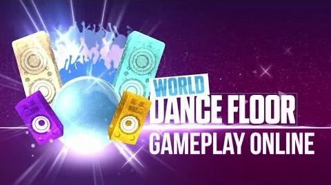 Just Dance 2017 World Dance Floor gameplay 2