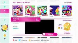 Just Dance 2020 (Unlimited) Medicina 5*'s Gameplay