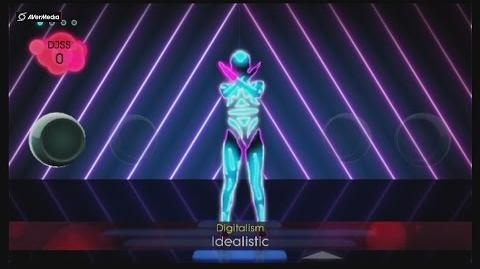 Just Dance 2 Idealistic, Digitalism (Solo) 5*