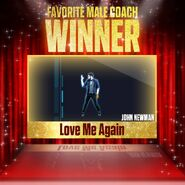 Lovemeagain jdawards winner