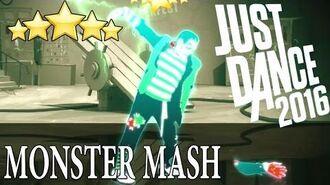 Monster Mash 5*Stars -- JUST DANCE 2016 (UNLIMITED)