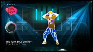 Rockafeller Skank - Just Dance 2