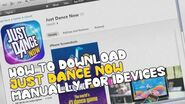 TUTORIAL! How to download Just Dance Now manually for iDevices! (for Non-Jailbroked)