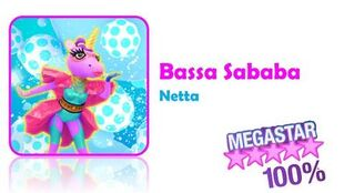 Bassa Sababa Just Dance 2020 Megastar