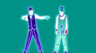 Choo Choo TRAIN - Just Dance Wii (Extraction)