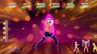 I Feel It Coming - Just Dance 2019-0
