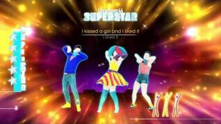 Just Dance 2017 unlimited I Kissed A Girl (alternate) 5 stars