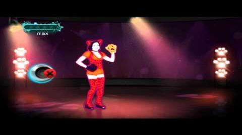 (ジャストダンス2) JUST DANCE WII 2 T-ara BO PEEP BO PEEP