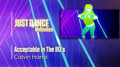 Acceptable In The 80's - Just Dance 2016