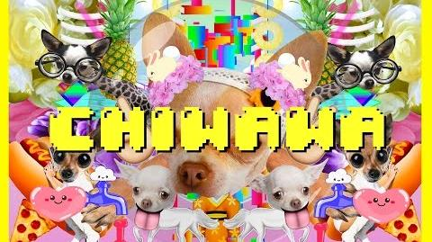 CHIWAWA SONG - JUST DANCE 2016 - OFFICIAL MUSIC VIDEO BY ANNE HOREL