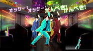 Dancemygeneration gameplay