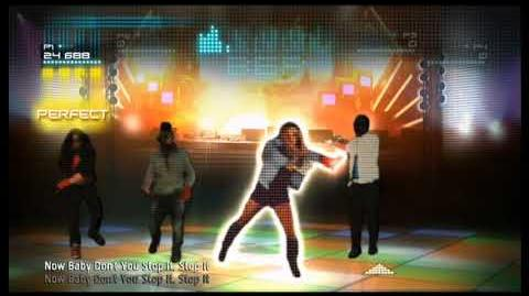 Don't Stop The Party - The Black Eyed Peas Experience (Wii)