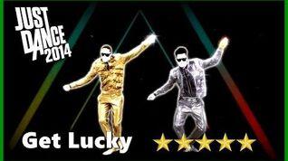 Get Lucky - Just Dance 2014