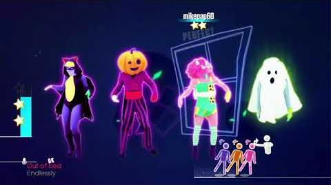 Ghost In The Keys - Just Dance 2016