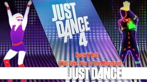 Rock'N'Roll (Will Take You To The Mountain) - Puppet Master Just Dance 4