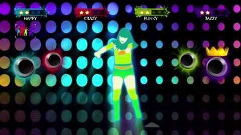 Boom by Reggaeton Explosion Just Dance 3