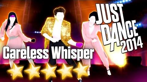 Just Dance 2014 - Careless Whisper (On Stage) - 5 stars
