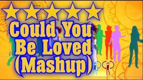 Just Dance 2014 Could You Be Loved - Bob Marley (Mashup)