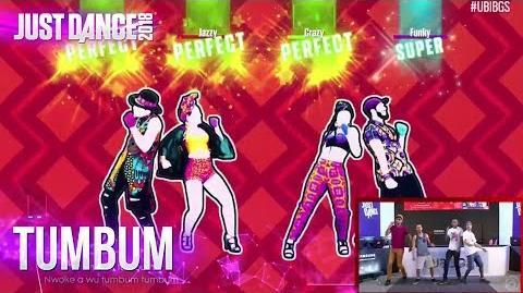 Just Dance 2018-Classic Tumbum Gameplay