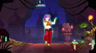 Just Dance 2020 Persian Nights - Tales of the Desert (MEGASTAR)