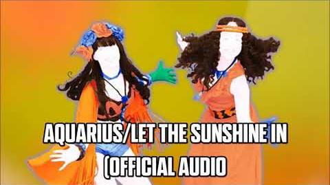 Let The Sunshine In (Official Audio) - Just Dance Music
