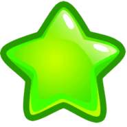 Star kids green