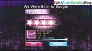 Wewereborntoboogie dob score