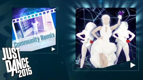 Bad Romance - Just Dance 2015 - Community Remix