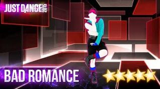 Just Dance 2015 Bad Romance - 6 players