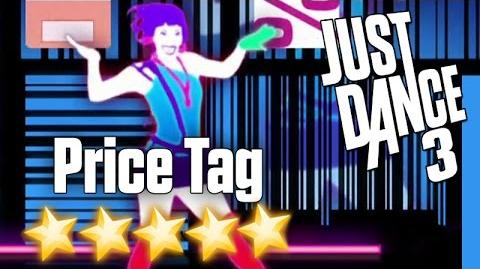 Just Dance 3 - Price Tag - 5 stars
