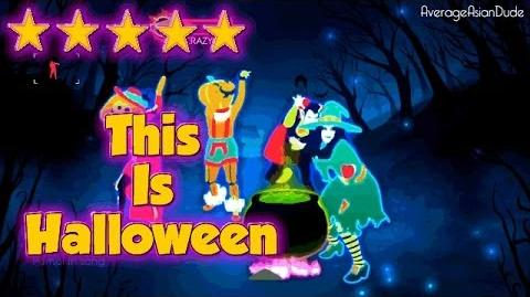 Just Dance 3 - This Is Halloween - 5* Stars