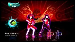 Mamasita - Just Dance 3 (Wii graphics)
