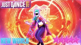New World - Just Dance 2019