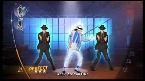Smooth Criminal - Michael Jackson The Experience (Wii)
