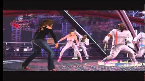The Black Eyed Peas Experience Bebot(Elcio Madureira Dançarino Kinect)
