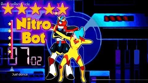 Just Dance 2014 - Nitro Bot - 5* Stars