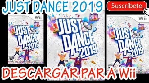 Video Probando Just Dance 2019 Para Wii Juegos Sin